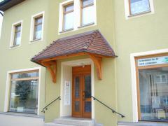 Vordach Odenwald